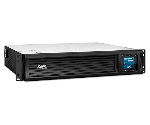 APC SMART-UPS SMC1500-2U 1500VA 120V LCD 2U Rackmount UPS System