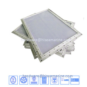 Sound Insulation Window/Marine Soundproof Window