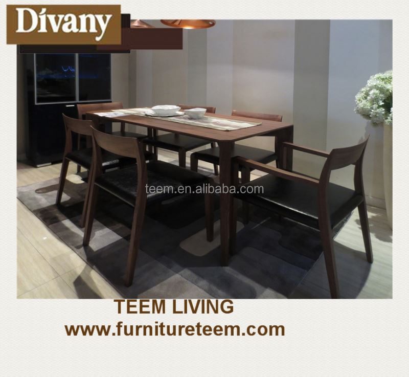 extension dining table melamine dining room table resin round trunk table