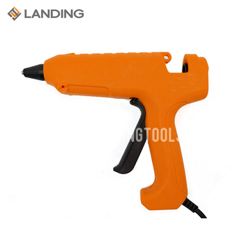 Landing Industrial Silicone Hot Glue Gun With Sticks - Buy Glue Gun