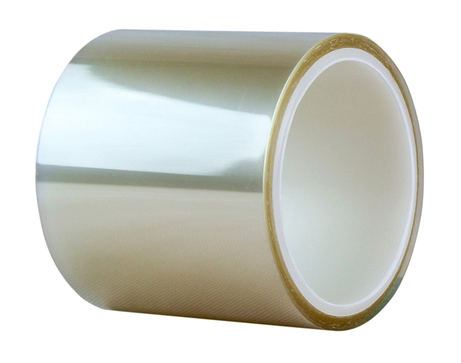 "TIERRAFILM Cake Collar, Chocolate and Cake Decorating Acetate Sheet CLEAR ACETATE ROLL - 4"" x 32 feet 125 micron"