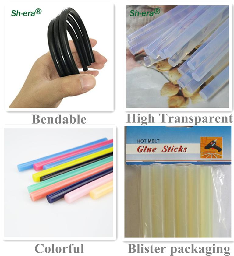 Hotmelt impermeabile Classificazione Colore Bianco adesivi Hot Melt colla stick