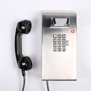 Emergency call system Hotline Call One Memory Key Telephone