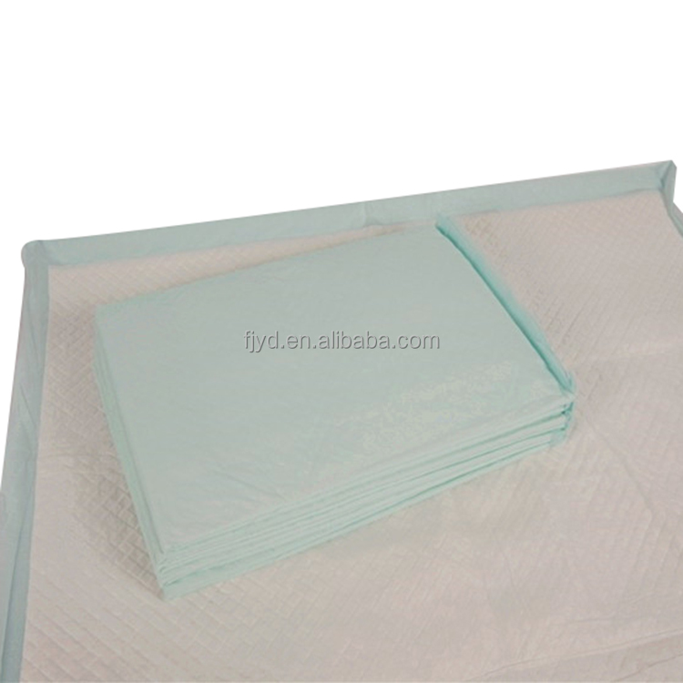 Hospital medical disposable absorbent core non-woven adult baby underpad