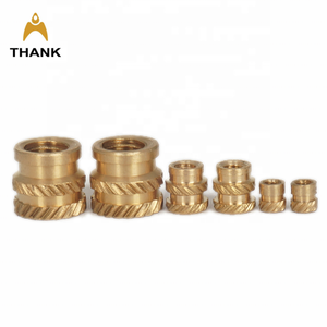 THANK-TECH cheap price brass countersunk hex insert nut M4