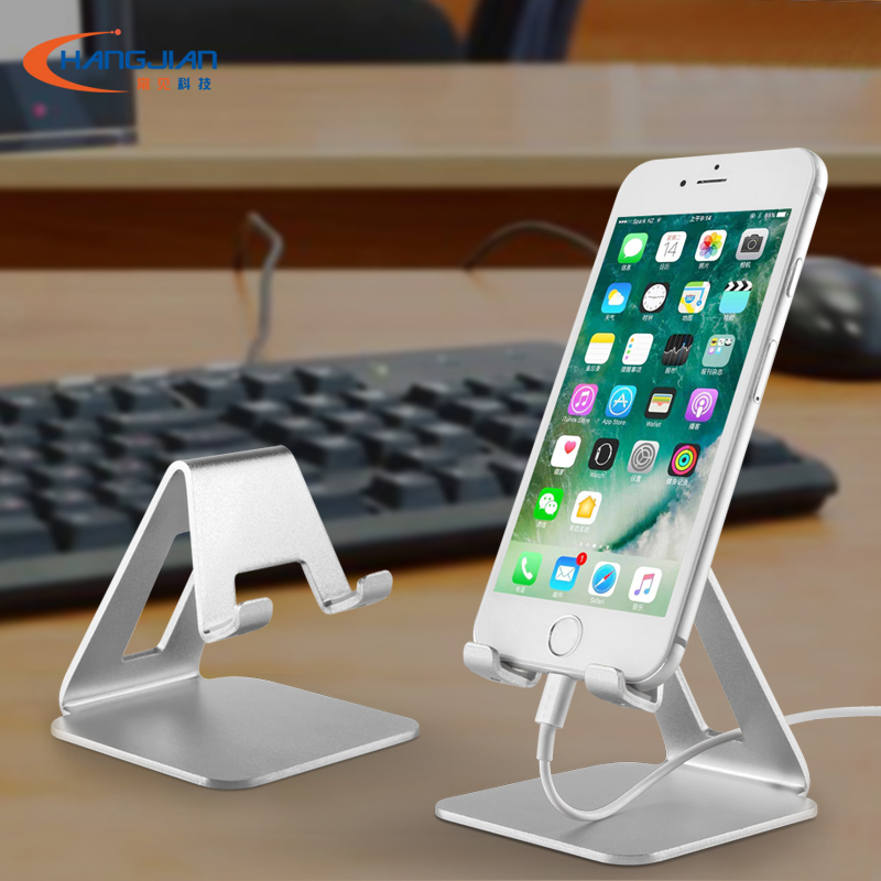 New design Universal Desk Tablet holder Cell Phone Stand Holder for iPhone 7 6 6S for Samsung note Edge S6 S