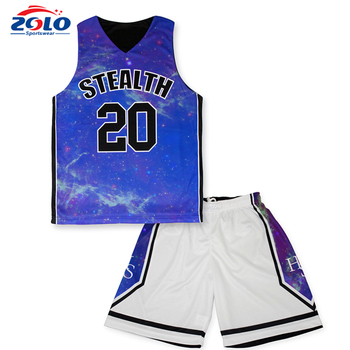 Popular and the newest custom basketball jersey logo