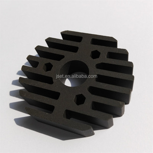SiC silicon carbide high hardness ceramic heat sinks