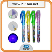 promotion gifts baby toy light up ink pens