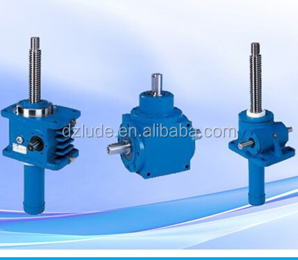 Extremely high capacity requirements of need very precise up or down control.trapezoidal screw