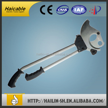 cu/al cable below diameter 80mm rachet cable cutter LJ80 Packed with carrying bag