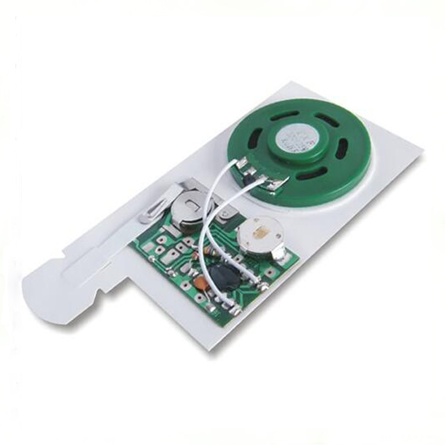 recordable sound chip for greeting card