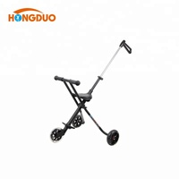 Original manufacture 3 wheel folding bike baby stroller baby carriage 3 in 1