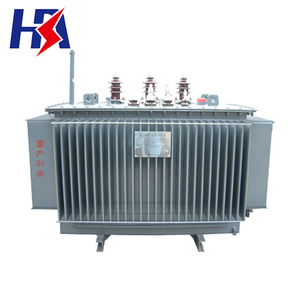 10kv 3 phase S9,S9-M series oil immersed distribution transformer 33kv transformer