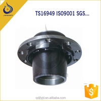 ductile iron wheel hub/iron casting wheel hub bearing/customized wheel hub