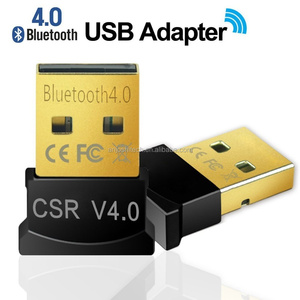 Mini USB Bluetooth V4.0 Wireless Adapter Dongle Receiver for PC Laptop Desktop Win 7 8 10 XP