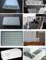 Supply EPS foam automatic foam molding machine and machine (foam production line)