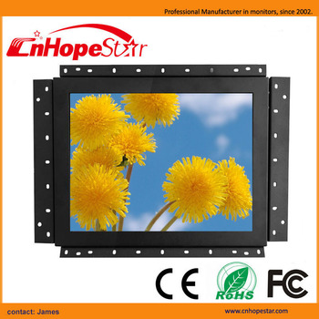 New Design Usb 12.1 Inch Open Frame Monitor Capacitive Touch ...