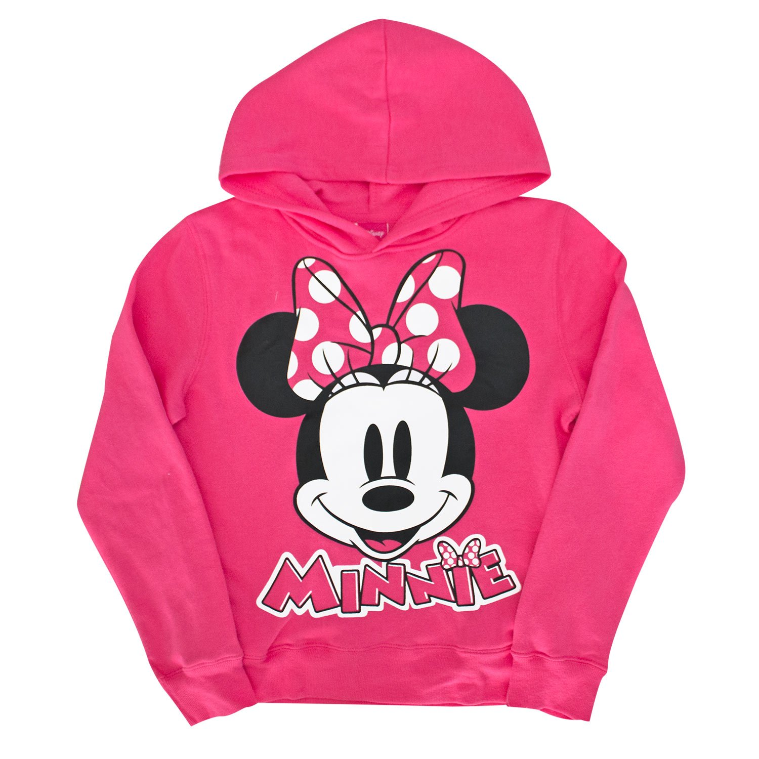 46a52e60e Buy Girls Disney Minnie Mouse Fleece Lined Cartoon Character Warm ...
