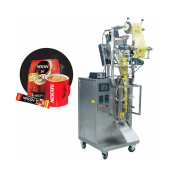Vertical Automatic Sachet Coffee/Spices/Milk Powder Packing Machine