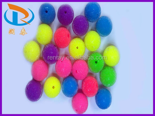 Hot Sale 14MM Multi-color Round Bayberry Plastic Loose Solid Acrylic Ball Beads