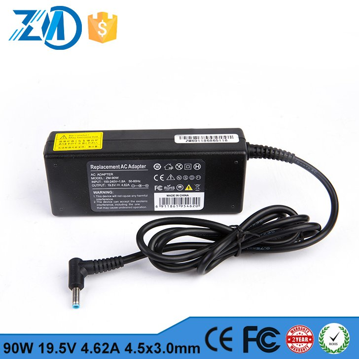 19.5v 4.62a battery notebook computer charger notebook