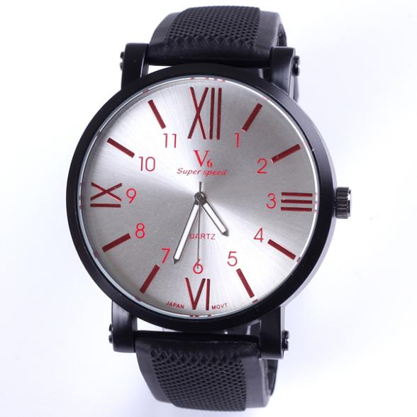 Wholesale Newest Japan Movement Fashion Brand Watch watch men sport tag Big Dial Quartz Roman Number WristWatches Free Shipping