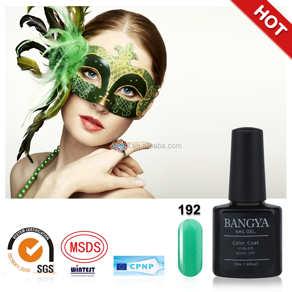 Free Sample 230colors Nail Gel Polish Products Salon Soak Off Uv Gel ...