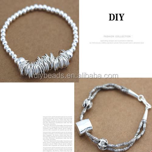0,4mm Bis 1,0mm 925 Sterling Silber Draht Für Schmuck Machen - Buy ...