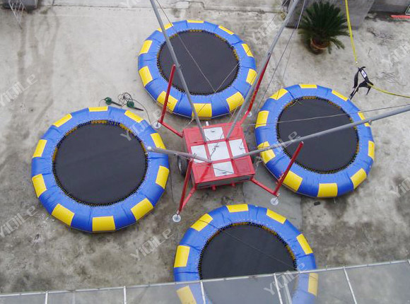 Jumping Bungee Trampoline For Sale Buy Bungee