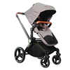 European standard luxury baby strollers high landscape aluminum alloy baby stroller