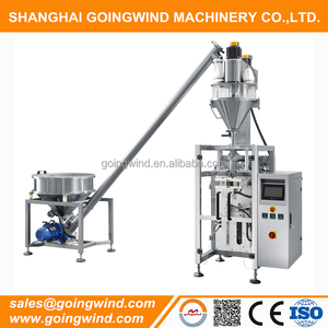 Automatic powder form fill seal machine Screw filling machines low price for sale