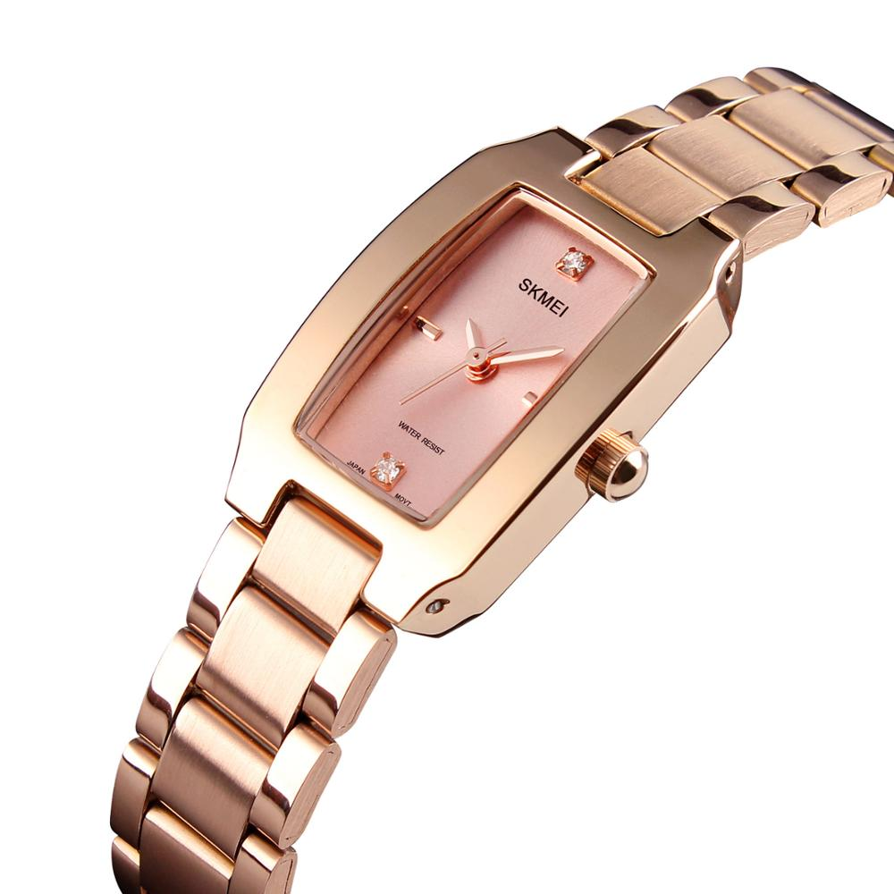 skmei brand <strong>watch</strong> stainless steel back japan movt quartz <strong>wrist</strong> <strong>watches</strong> <strong>for</strong> <strong>women</strong> jam tangan