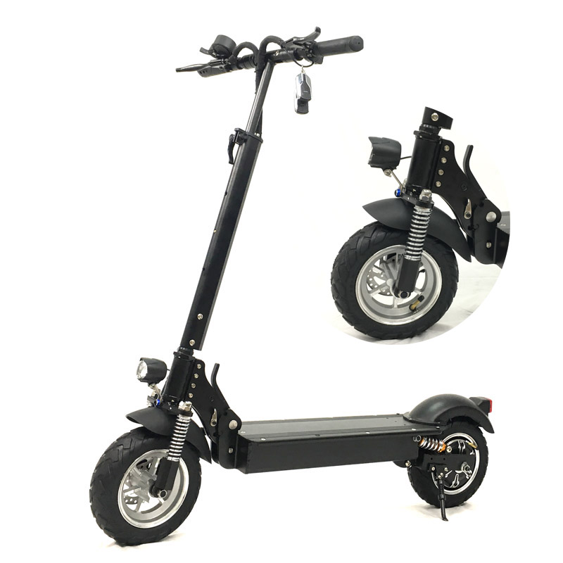 Electric scooter price china folding electric scooter 48V 1200W foldable with suspension system