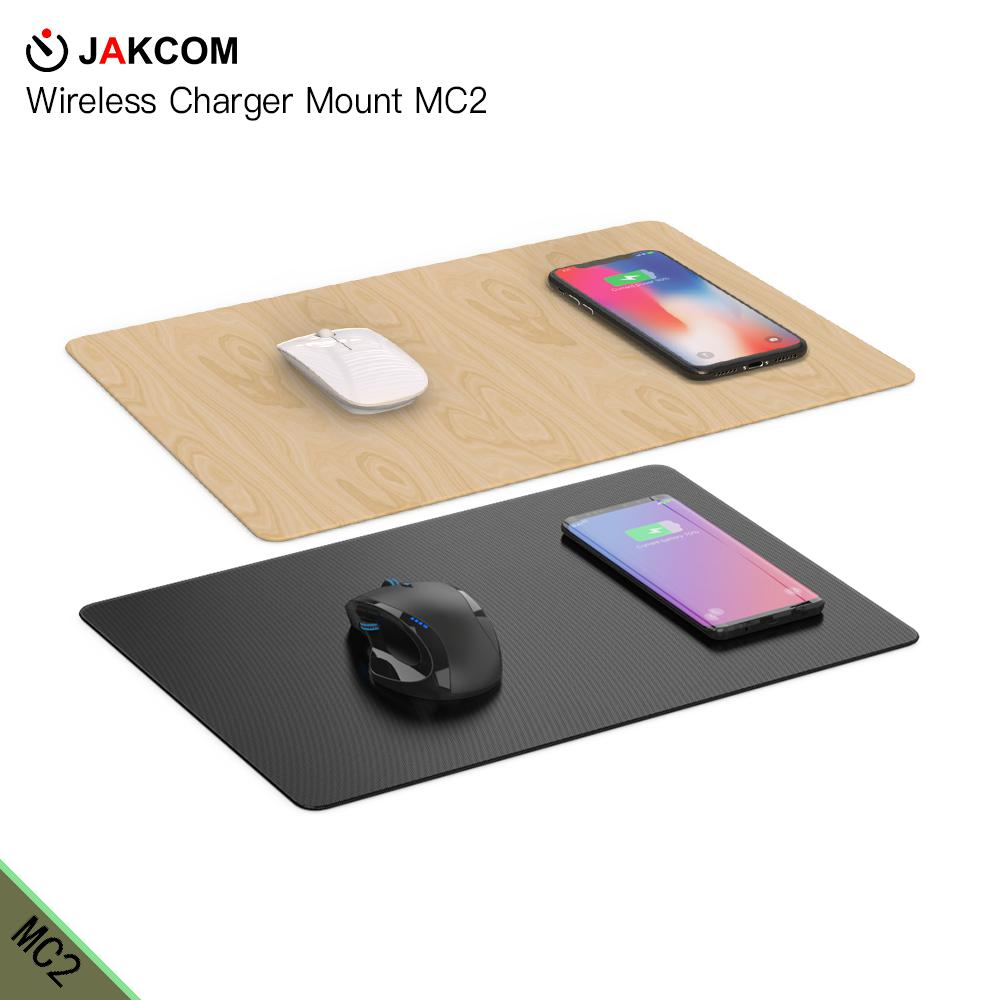 JAKCOM MC2 Wireless Mouse Pad Charger New Product Of Other Mobile Phone Accessories Hot sale as headphones smart selfie kw88