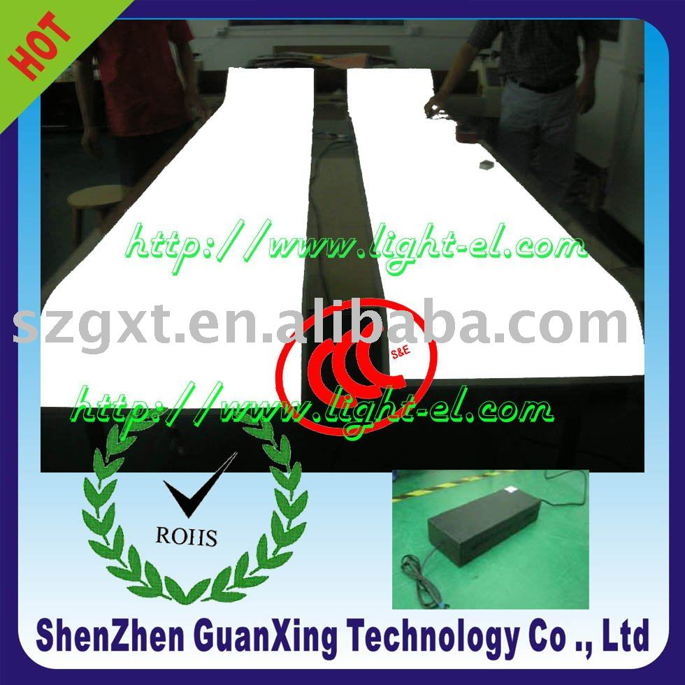 High brightness EL sheet (7m*1m)