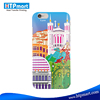 Wholesale 3D Blank Sublimation Phone Cases For iPhone, For iphone 4 5 5c 6 6plus Case Sublimation Custom