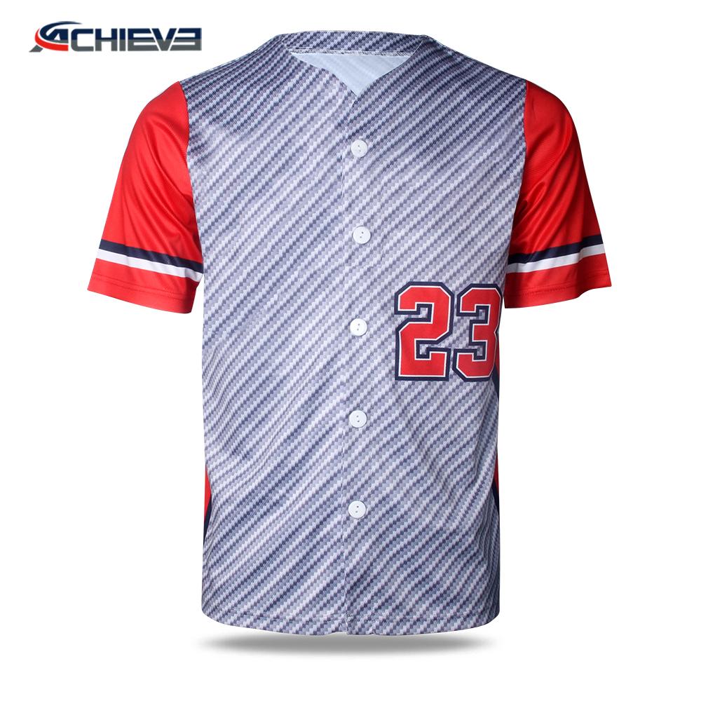 Desain Baju Baseball Polos | Klopdesain