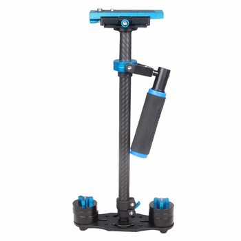 YELANGU High Precision Compact Bearing DSLR Handheld Stabilizer Steadicam For Video Camera