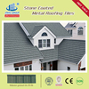 Easy Assemble Chip Coated Steel Roofing Wood TYPE Stone Coated Metal Roof Tile