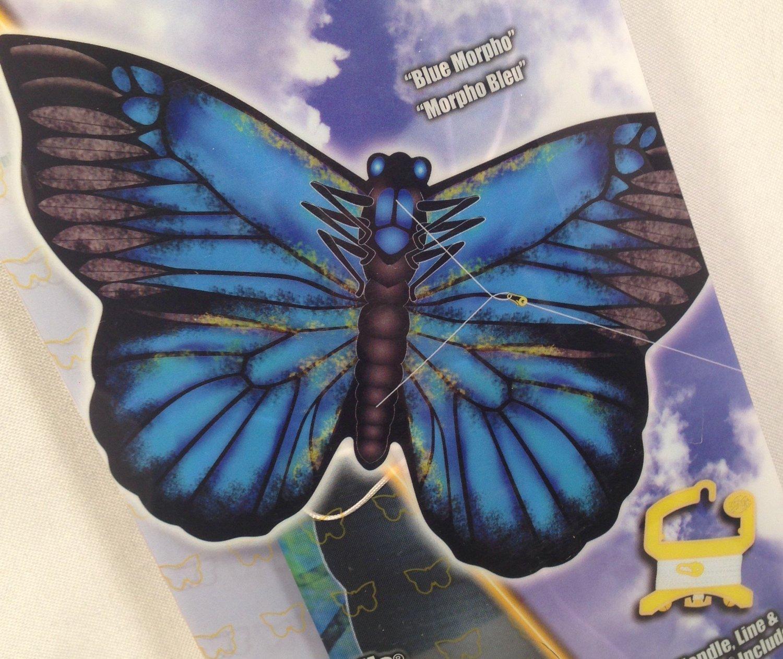 "X-Kites Butterfly 27-Inch Wide Nylon Kite--/""Luna/"""