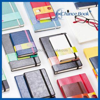 Charmant High End Office Stationery List And Items Names/ FSC Paper Notebooks