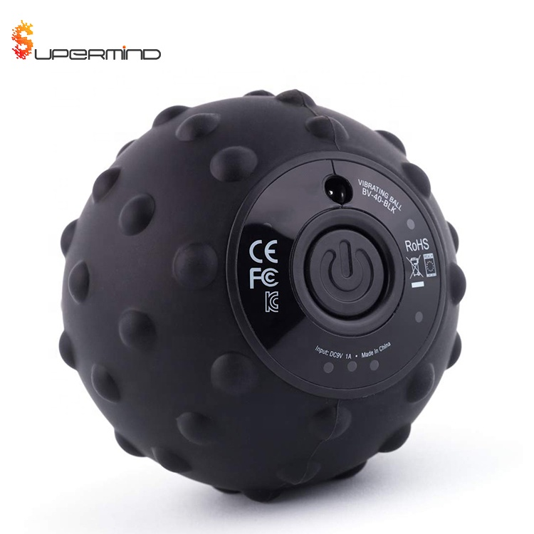 Electric Vibrating Therapy Roller Massage Ball
