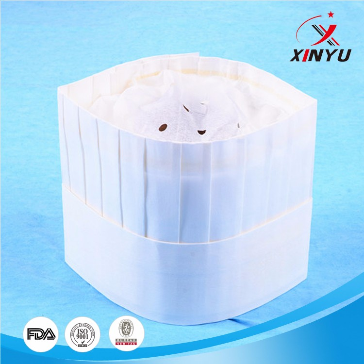 Top Selling Nonwoven Products Raw Material for Making Chef Hats