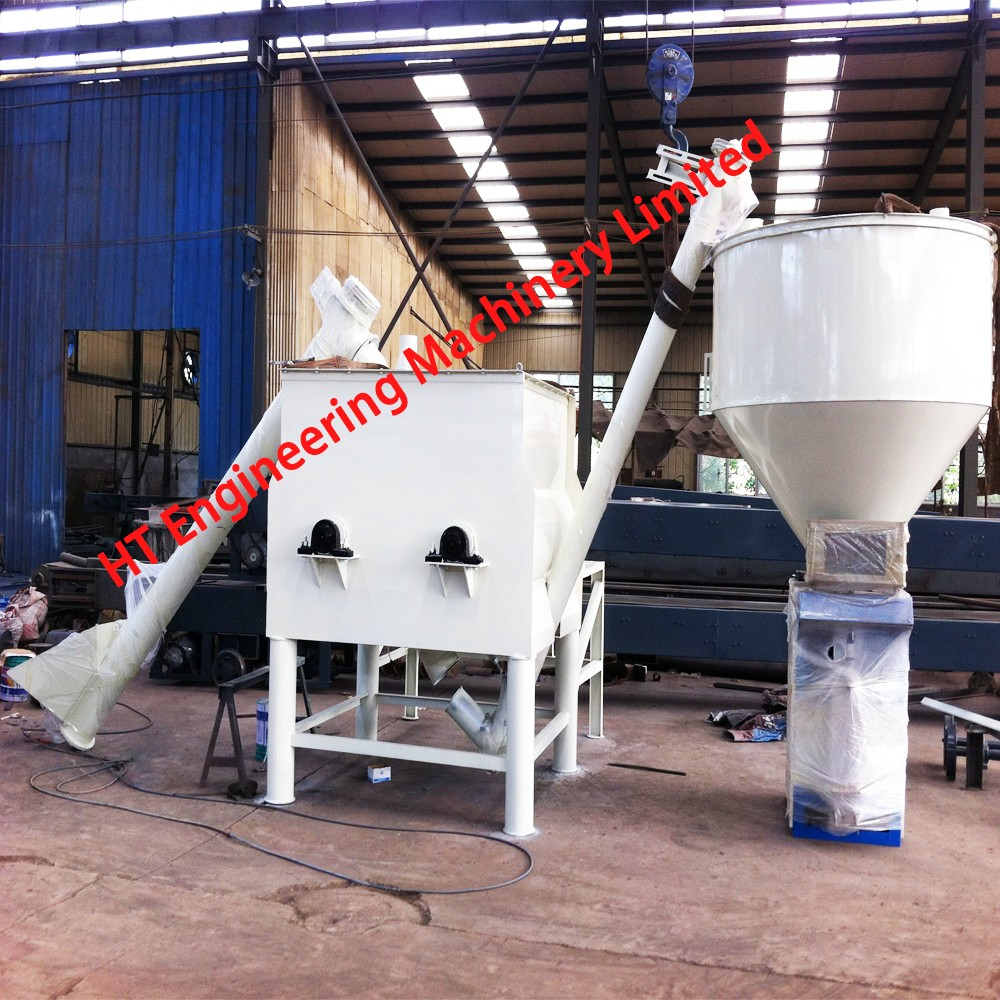 2016 Hot Sale Dry Mortar Production Equipment