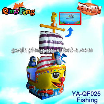 Amusement park kids equipment kiddy rider machineYA-QF025