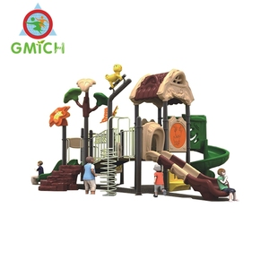 Plastic Backyard Playset and used outdoor play gyms for toddlers for Playground Factory Price