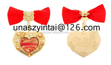 Bowknot medal The Valentine's Day gifts for the Favorited wife Russian Brooch