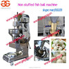 non stuffed fish ball maker machine|meat ball maker machine