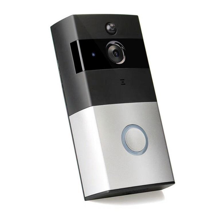 Smart peephole video doorbell with Smartphone App Control ip wifi doorbell Wireless video doorbell фото